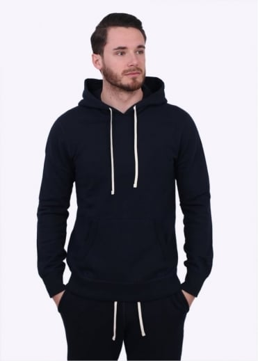Reigning Champ Terry Pullover Hoody - Navy