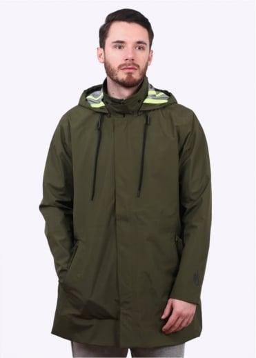 Nike Apparel NikeLab Essentials Parka - Legion Green