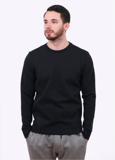 Nike Apparel NikeLab Essentials Crew Neck Sweater - Black
