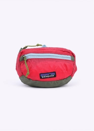 Patagonia LW Travel Mini Hip Pack - Shock Pink