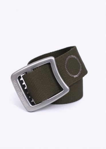 Patagonia Tech Web Belt - Spanish Moss