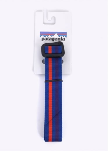 Patagonia Friction Belt - Blue