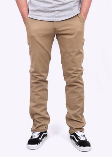 Levi's Commuter Chino Trousers - Harvest Gold