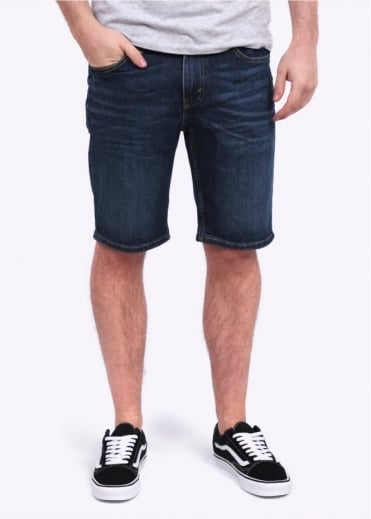 Levi's Red Tab 511 Slim Diaz Shorts - Dark Blue