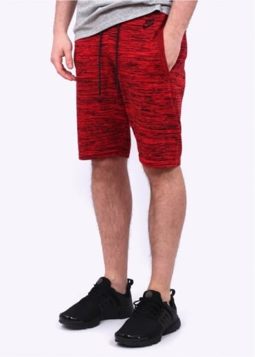 Nike Apparel Tech Knit Shorts - Red
