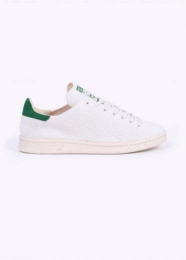 Adidas Originals Footwear Stan Smith OG Primeknit - White / Green