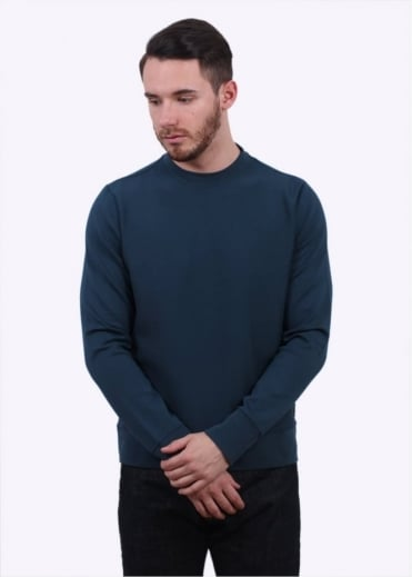 Paul Smith Sweatshirt - Petrol Green