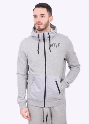 Nike Apparel NTF FZ Hoody - Grey