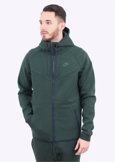 Nike Apparel Tech Fleece Windrunner - Green
