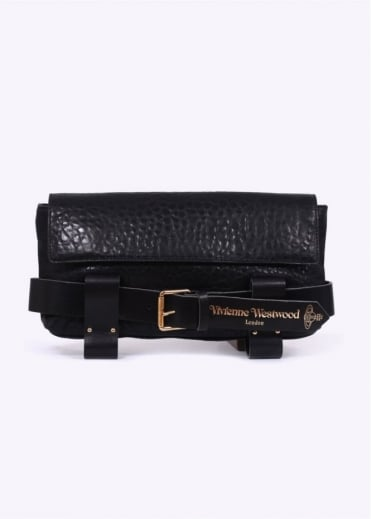 Vivienne Westwood Accessories Bondage Bag - Black