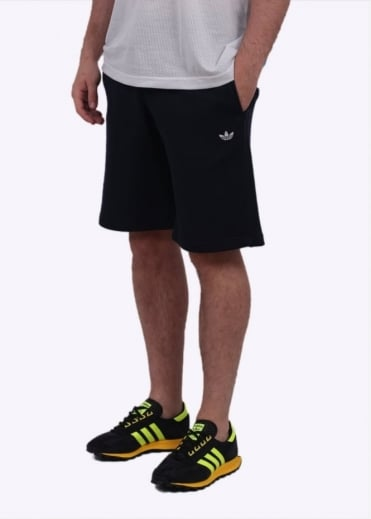 Adidas Originals Apparel Classic Fleece Shorts - Ink