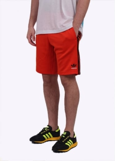 Adidas Originals Apparel Superstar Shorts - Orange