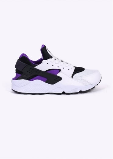 Nike Footwear Air Huarache - White / Grape