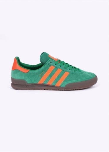 Adidas Originals Footwear Jeans - Green / Orange