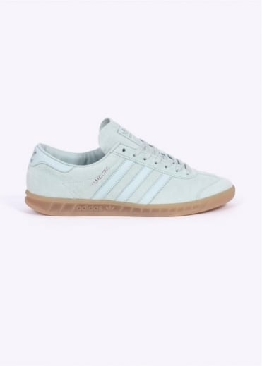 Adidas Originals Footwear Hamburg Vapour - Green