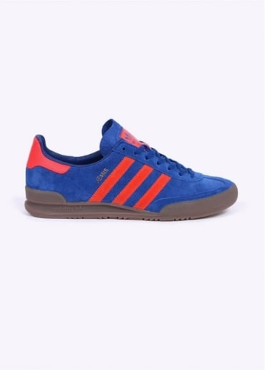 Adidas Originals Footwear Jeans Trainers - Royal / Red