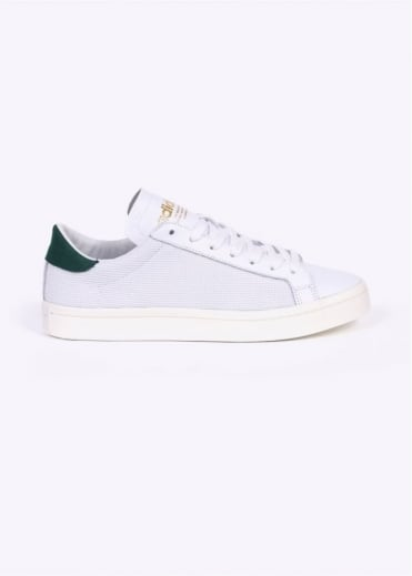 Adidas Originals Footwear Court Vantage - White / Green