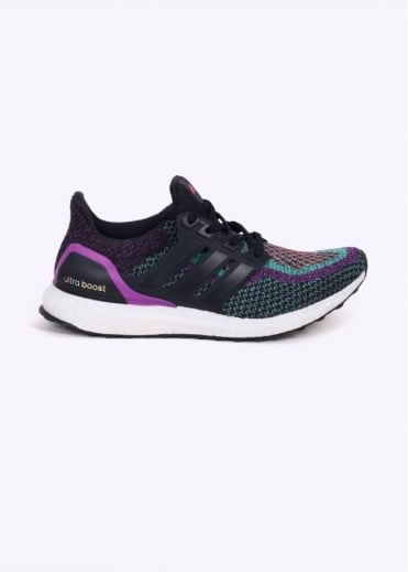 Adidas Originals Footwear Ultraboost M - Navy / Purple Multi