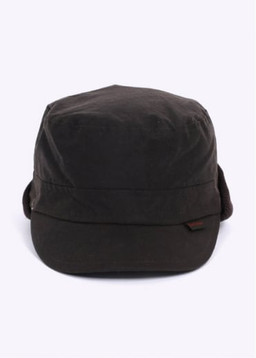 Barbour Ashby Campaign Hat - Olive
