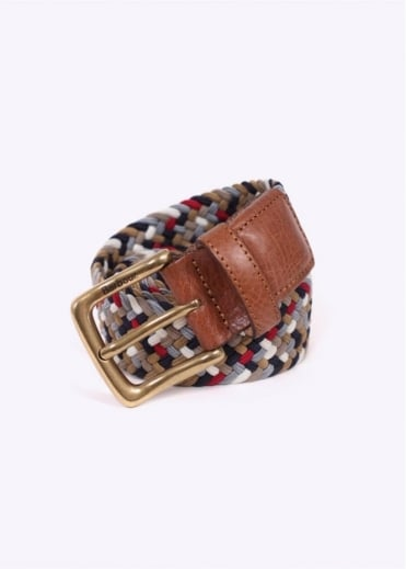 Barbour Tartan Colour Belt - Classic