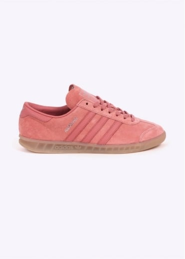 Adidas Originals Footwear Hamburg - Pink / Gum