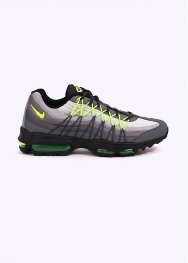 Nike Footwear Air Max 95 Ultra SE - Dark Grey / Volt