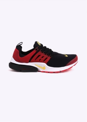 Nike Footwear Air Presto Essential - Black / Tour Yellow