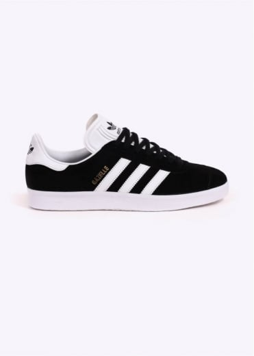 Adidas Originals Footwear Gazelle - Black / White