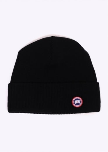 Canada Goose Merino Watch Hat - Black