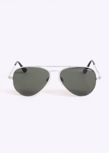 Randolph Engineering Concorde Sunglasses - Bright Chrome