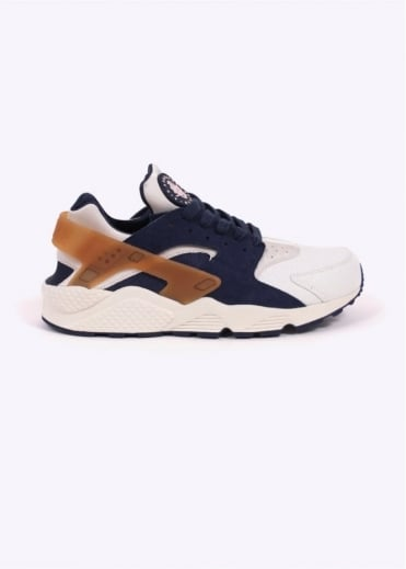 Nike Footwear Air Huarache Run - Sail / Navy / Brown