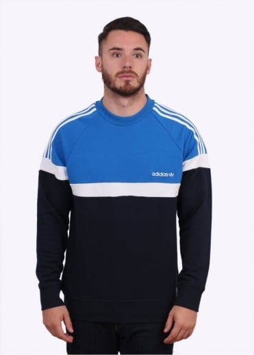 Adidas Originals Apparel Itasca Crew Sweat - Ink