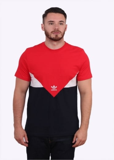 Adidas Originals Apparel CRDO T Shirt - Red