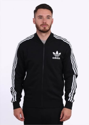 Adidas Originals Apparel ADC Fashion Track Top - Black