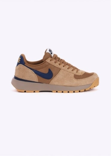 Nike Footwear Lavadome - Metallic Gold / Navy
