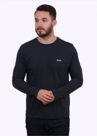 Hugo Boss Green Togn LS Tee - Navy