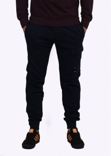 C.P. Company Goggle Sweatpants - Dark Blue