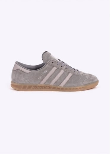 Adidas Originals Footwear Hamburg - Granite