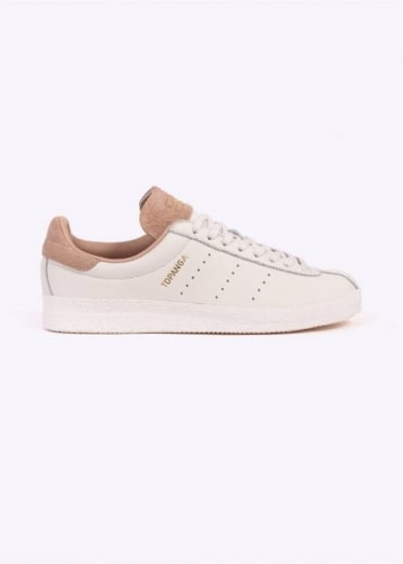 Adidas Originals Footwear Topanga Clean - Off White