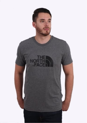 The North Face SS Easy Tee - Grey