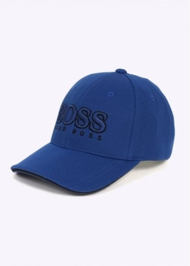 Hugo Boss Green Cap US - Open Blue / Black