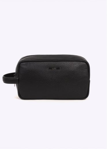 Hugo Boss Accessories Element Washbag - Black