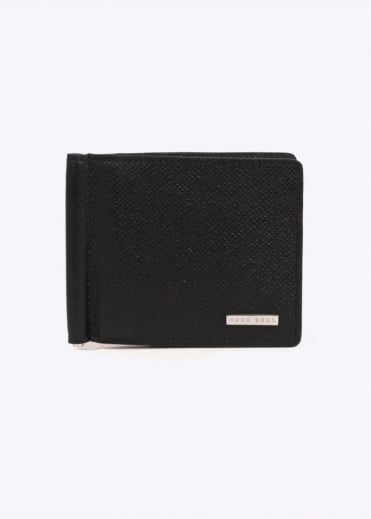 Hugo Boss Signature 6 CC Clip - Black