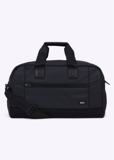 Hugo Boss Green Mission Holdall - Dark Blue