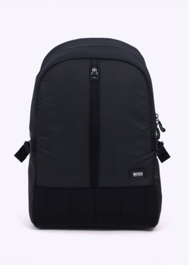Hugo Boss Green Mission Backpack - Dark Blue