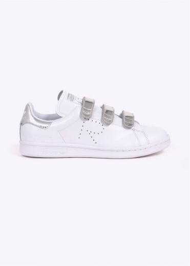 Adidas Originals X Raf Simons Stan Smith Comfort - White/Silver