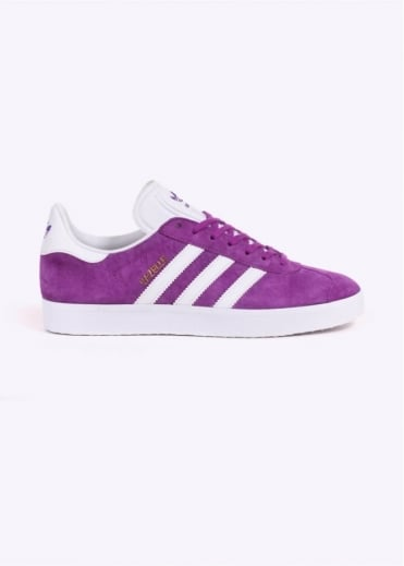 Adidas Originals Footwear Gazelle - Shock Purple / White