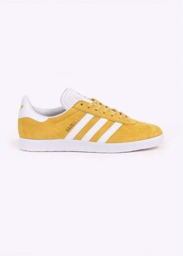 Adidas Originals Footwear Gazelle - EQT Yellow / White