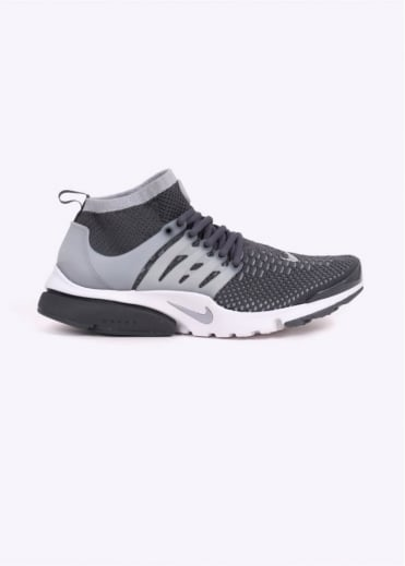 Nike Footwear Air Presto Ultra Flyknit - Dark Grey / Grey