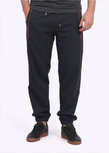 Hugo Boss Green Halko Track Pants - Navy